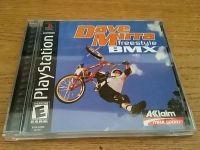 2000 PlayStation 1 - Dave Mira Freestyle BMX (manual present, no scratches, works)