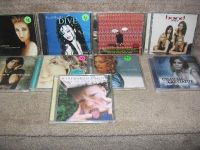 Lot of 9 Cds