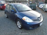 2008 Nissan Versa 1.8 S 4-Speed Automatic