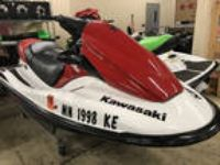 2006 KAWASAKI Jet Ski STX-12F
