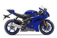 2018 Yamaha YZF-R6 SuperSport Motorcycles Elyria, OH
