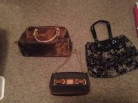3 Authentic Handbags For Sale 2 MKs and 1 Coach