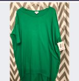 Any solid color Lularoe Irmas size M or L