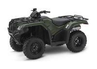 2018 Honda FourTrax Rancher 4x4 Utility ATVs West Bridgewater, MA