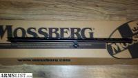 "For Sale: Mossberg 500 28"" threaded barrel"