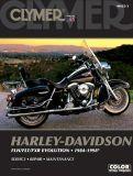 Sell 1984-1998 Harley Davidson FLH/FLT/FXR Evolutn CLYMER MANUAL H-D FLH/FLT/FXR EV motorcycle in Ellington, Connecticut, US, for US $47.95