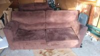 Sofa and loveseat in a good clean condition