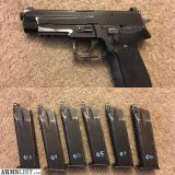 For Sale: KWA P226 Airsoft PTP