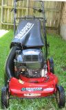 $175, Snapper Ninja Quantum XTL 6.0hp 21 Deck Self-propelled Lawn Mower