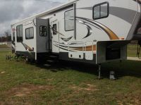 2012 Cyclone 3800 HD Toy Hauler