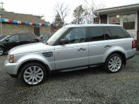 2006 Land Rover Range Rover Sport Supercharged 6-Speed Automatic