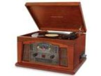 Crosley Lancaster 3-Speed RPM Turntable Record Player LP