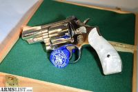 For Sale: Smith and Wesson Model 19-5 Nickel Combat Magnum