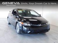 2008 Honda Civic Cpe 2dr CarSi