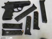 For Sale: New! Bersa Firestorm, 600rds ammo, holsters, more!