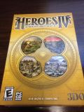 Heroes IV of Might & Magic Video Game for PC