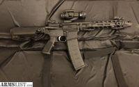 For Sale: Custom built 10.5 AR pistol