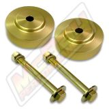 """Purchase 1963-1972 Chevrolet GMC C10 C20 C15 Pickup Suburban 1"""" Rear Coil Spring Lift Kit motorcycle in Saint Paul, Minnesota, United States, for US $62.99"""