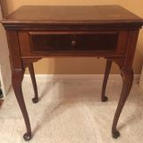 1940-1950 Sewing Machine Table