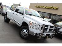 2007 Dodge Ram 3500 SLT 6 Speed Diesel Extra Low Miles