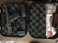 For Sale: Gen4 Glock 27 w/Trijicon Night Sights and 3 Magazines. Fewer than 200 rounds.