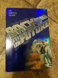 Back to the Future DVDs