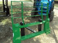 John Deere style quick attach pallet forks NEW