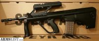 For Sale: Steyr Arms AUG 3.0x Scope Black Bullpup Rifle 5.56 Nato
