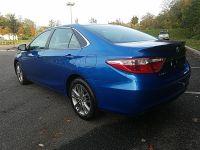 $13,495, metallic blue 2017 Toyota Camry $13,495.00 | Call: (888) 481-2499