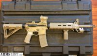For Sale: Hand built 5.56 AR-15 in FDE