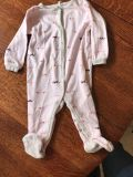 Petit Lem dog sz6m UC small stain on front
