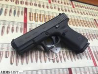 For Sale: New...Glock 19 Gen5 semi-auto 9mm pistol.