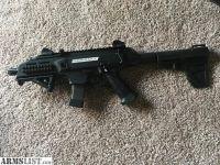 For Sale: CZ Scorpion Evo 3 S1
