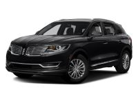 2017 Lincoln MKX Select (Ruby Red Metallic Tinted Clearcoat)