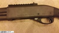 For Trade: WTT. NIB Remington model 870 Express Tactical w/Ghost Ring Sights