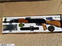 For Sale: PREBAN CHINESE AK47 ARMCO