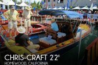 1964 Chris Craft 22 Cutlass