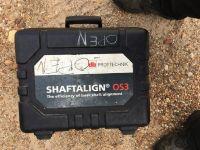 2015 PRUFTECHNIK Shaftalign OS3 RTR#7073940-03
