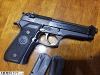 For Sale: Beretta 92FS
