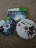 Two discs for xbox 360