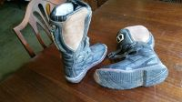 MX or ATV/Quad Boots, Youth Size 6, MSR Brand Model MXT (USED)