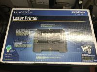 New Brother Laser printer 2270DW