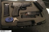 For Sale: SIG SAUER P226. 4 mags two 18 rounds and two 10 rounds (German Made)