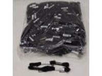 1pound LOT J & P Coats Embroidery Thread Black -Crewel