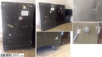 For Sale: Large double door Mosler safe