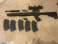 For Trade: Sks parts