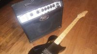 Peavey vypr1 amp with davidson 6 string