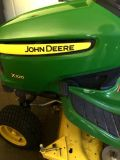 John Deere Tractor Mower X320NEW REDUCED PRICE