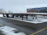 $14,500, 1997 East Flatbed