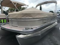 2017 Lowe Ultra 180 Cruise Pontoons Boats Holiday, FL